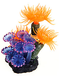 cheap -Aquarium Decoration Ornament Waterplant Plastic