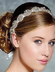 economico -fasce di cristallo copricapo festa di nozze elegante stile femminile