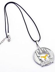 Недорогие -Больше аксессуаров Вдохновлен Overwatch Косплей Аниме Косплэй аксессуары ожерелья Серебро Сплав