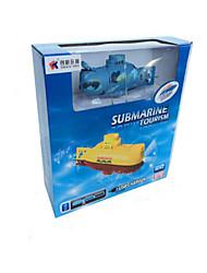 Недорогие -Лодка на радиоуправлении 3311 Быстроходный катер 6 каналы 60km/h КМ / Ч