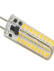abordables -5W 320-350lm GY6.35 LED à Double Broches T 72 Perles LED SMD 2835 Intensité Réglable Blanc Chaud 12V