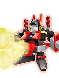 Bonecos & Pelúcias Blocos de Construir para presente Blocos de Construir Guerreiro 5 a 7 Anos 8 a 13 Anos 14 Anos ou Mais Brinquedos
