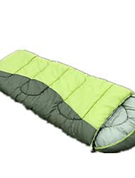 Sacco a pelo Rettangolare Singolo 10 PiumeX50 Campeggio Viaggi Al Coperto Ben ventilato Ompermeabile Portatile Antivento Anti-pioggia