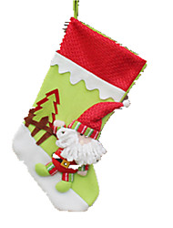 Holiday Supplies Holiday Decorations Toys Socks Santa Suits Elk Snowman Boys' Girls' 1 Pieces