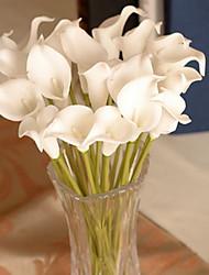 Недорогие -1 ветка многоцветный другие калла лилия цветок стены искусственные цветы