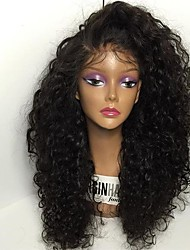 cheap -Synthetic Lace Front Wigs Kinky Curly Lace Front Synthetic Wig Top Quality Heat Resistant Synthetic Hair Wigs