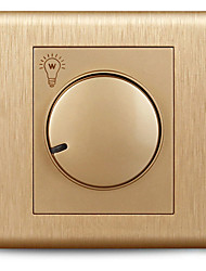 E5212 Wall Switch Socket Panel Dimmer Switch Panel