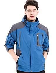 Herrn 3-in-1 Jacken für Camping & Wandern Übung & Fitness Freizeit Sport M L XL XXL XXXL