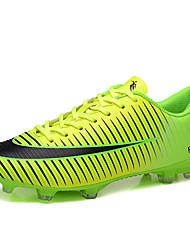 Недорогие -Муж. / Жен. Бутсы Футбол Противозаносный, Дышащий Лиловый / Пурпурный / Зеленый