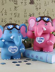 1PC Flying Elephant Piggy Unbreakable Piggy Bank Large Money Piggy Bank Tube