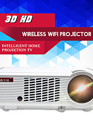HTP LED-33+02 LCD Home Theater Projector FWVGA (854x480)ProjectorsLED 2000