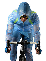 ROCKBROS Cycling Jacket Men's Women's Unisex Bike T-shirt Raincoat/Poncho Sweatshirt Tracksuit Windbreakers Jacket Tops Bottoms Clothing