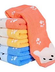 6pcs High Quality Cotton Face Towel Fingertip Towel BathTowel