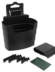 многоразового использования вентиляционный полки французский держатель жарит кронштейн автомобиля стружка чашки стойки интерьер ящик для