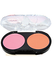 cheap -2 Blush Matte Powder Coloured gloss Face Multi-color China Cosmetic Beauty Care Makeup for Face
