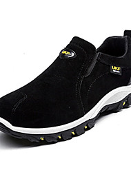 Men's Athletic Shoes Spring Fall Comfort PU Casual Flat Heel Black Blue Yellow Gray