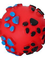 Недорогие -Игрушки с писком Скрип Ластик Назначение Игрушка для собак