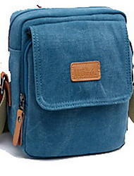 10 L Daypack Shoulder Bag Holdall Leisure Sports Running Moistureproof Multifunctional Canvas
