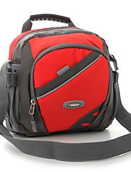 8 L Shoulder Bag / Daypack Fishing / Traveling Indoor / Outdoor / Leisure Sports Multifunctional Green / Red / Black / Dark Green / Orange