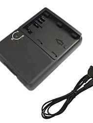 キヤノンbp511 EOS 300D 10D 20D 30D 40D 50DのEOS 5D用のbp511バッテリー充電器とEUの充電ケーブル