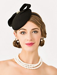 cheap -Wool Alloy Hats Headpiece Wedding Party Elegant Classical Feminine Style
