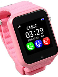 abordables -Montre Smart Watch V7K for Autre / iOS / Android Minuterie / Moniteur de Fréquence Cardiaque / Fonction réveille / Contrôle des Messages / Contrôle de l'Appareil Photo / Caméra / 64Mo