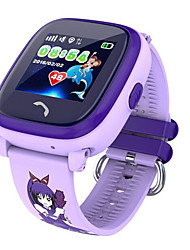 abordables -hhy waterproof df25 children's smartwatches gps signal positionnement dispositif sos suivi anti-vol