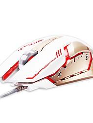 Gaming Mouse USB 1000/1500/2500/4000 DPI Estone V8