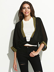 Women's Daily Simple Summer Blouse