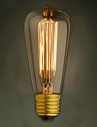 economico -E27 Bulbi a palla Perline LED Bianco caldo 220-240 V