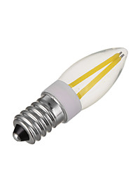 cheap -2650-2850/5500-6000 lm E14 LED Corn Lights 4 leds COB Dimmable Warm White Cold White