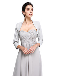 cheap -Chiffon Wedding Party/Evening Women's Wrap Shrugs Elegant Style