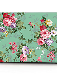 economico -case del computer macbook peonia, fiore per macbook air11 / 13 pro13 / 15 pro con retina13 / 15 macbook12