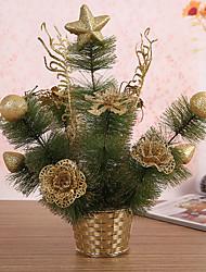 Недорогие -1 шт Рождественский венок хвою рождественские украшения для домашнего диаметра партия 30см NAVIDAD новые поставки год