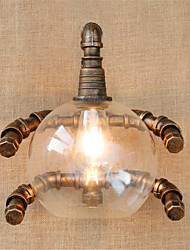 AC 220-240 40 E26/E27 Rustic/Lodge / Country Antique Brass Feature for Bulb Included,Ambient Light Wall Sconces Wall Light