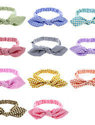 abordables -Bandas de cabeza Accesorios para el cabello Tejido Accesorios pelucas Para mujeres