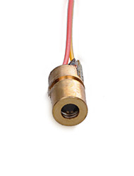cheap -High Quality Laser Diode Laser 3 v Brass Metal Shell Laser of 650 nm