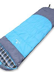 Недорогие -Спальный мешок на открытом воздухе Комнатный 10 °C Односпальный комплект (Ш 150 x Д 200 см) Пух / Водонепроницаемость