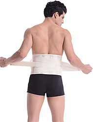 cheap -Lumbar Belt / Lower Back Support for Unisex Breathable