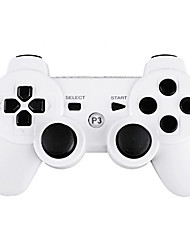 cheap -Wireless Controller for PS3 (White) Portable Video Game Accessories