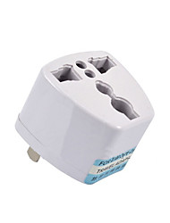 cheap -Universal EU UK AU to US USA AC Travel Power Plug Charger Adapter Conversion Adaptor Converter for Travel Home Use