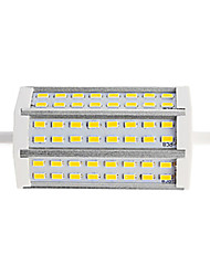 cheap -10W 200 lm R7S LED Floodlight T 48 leds SMD 5730 Warm White Cold White AC85-265 AC 85-265V