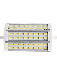 10W R7S Fari LED T 48 SMD 5730 900-950 lm Bianco caldo Luce fredda K V