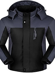 Unisex Wanderjacke Wasserdicht warm halten Komfortabel Oberteile für Laufen Frühling Winter Herbst XL XXL XXXL XXXXL 5XL