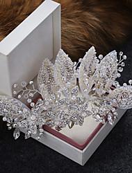 Недорогие -имитация жемчужного сплава зажим для волос волосы когти головной убор элегантный стиль