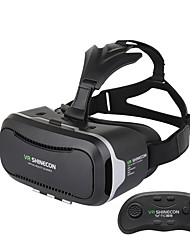cheap -VR SHINECON II 2.0 Latest Upgraded Version Virtual Reality 3D Glasses with Remote Gamepad