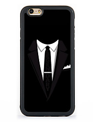billige -Til iPhone 7 etui iPhone 6 etui iPhone 5 etui Etuier Mønster Bagcover Etui Tegneserie Hårdt Aluminium for Apple iPhone 7 Plus iPhone 7