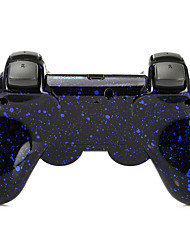 cheap -Spotted Wireless Joystick Bluetooth DualShock3 Sixaxis Rechargeable Controller gamepad for PS3