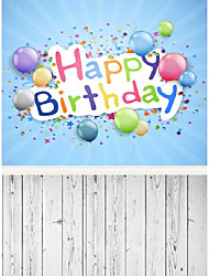 Birthday Background Photo Studio  Photography Backdrops 5x7FT