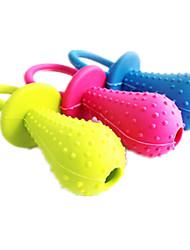 Недорогие -Жевательные игрушки для кошек Жевательные игрушки для собак Прочный Силикон Назначение Собака Щенок